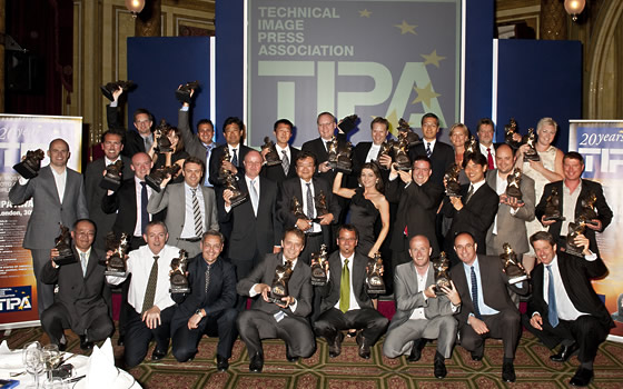 TIPA Celebrates its XXI Awards Ceremony