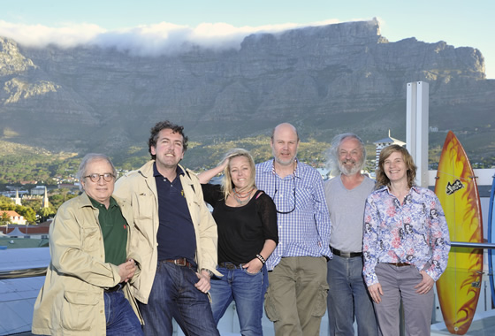 A New TIPA Board Elected in Cape Town