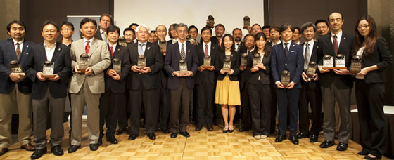 TIPA Celebrates its XXIII Awards Ceremony in Tokyo