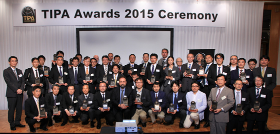 TIPA Celebrated its XXV Awards Ceremony in Tokyo