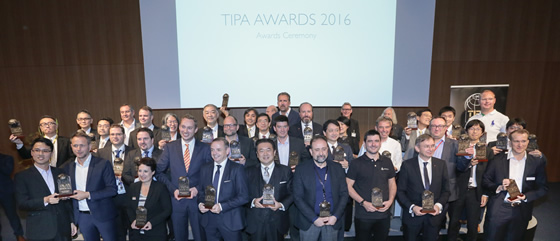 TIPA Celebrated its XXVI Awards Ceremony during Photokina